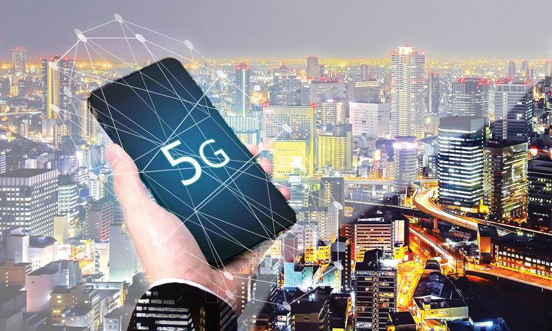 نماینده شرکت کوالکام: ۲۰۱۹ سال اینترنت ۵G است!