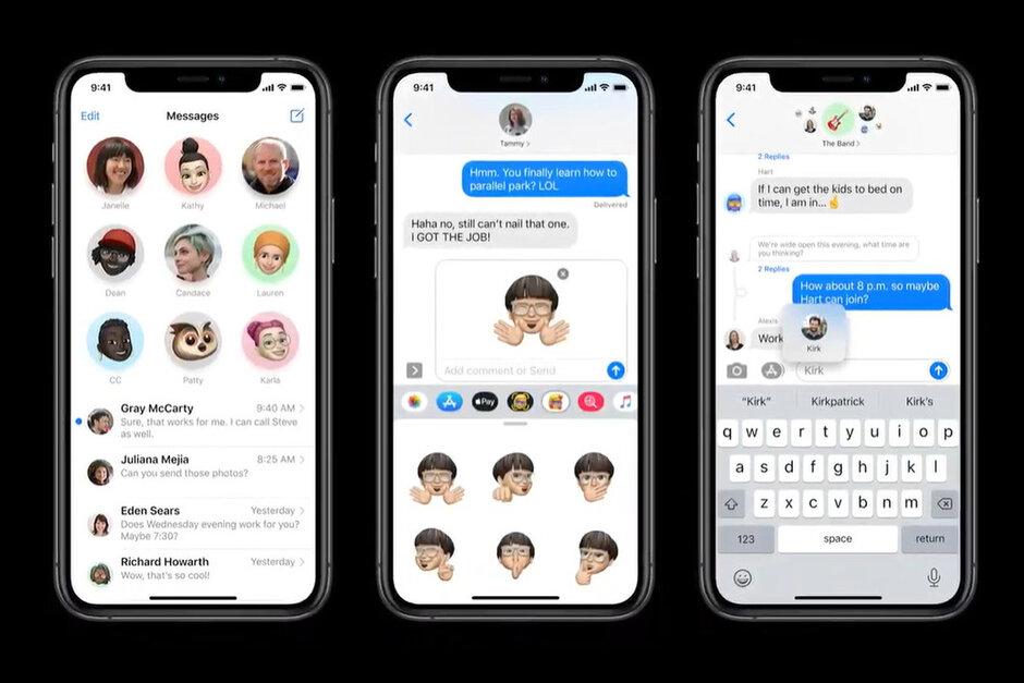 بهروز رسانی iOS 14