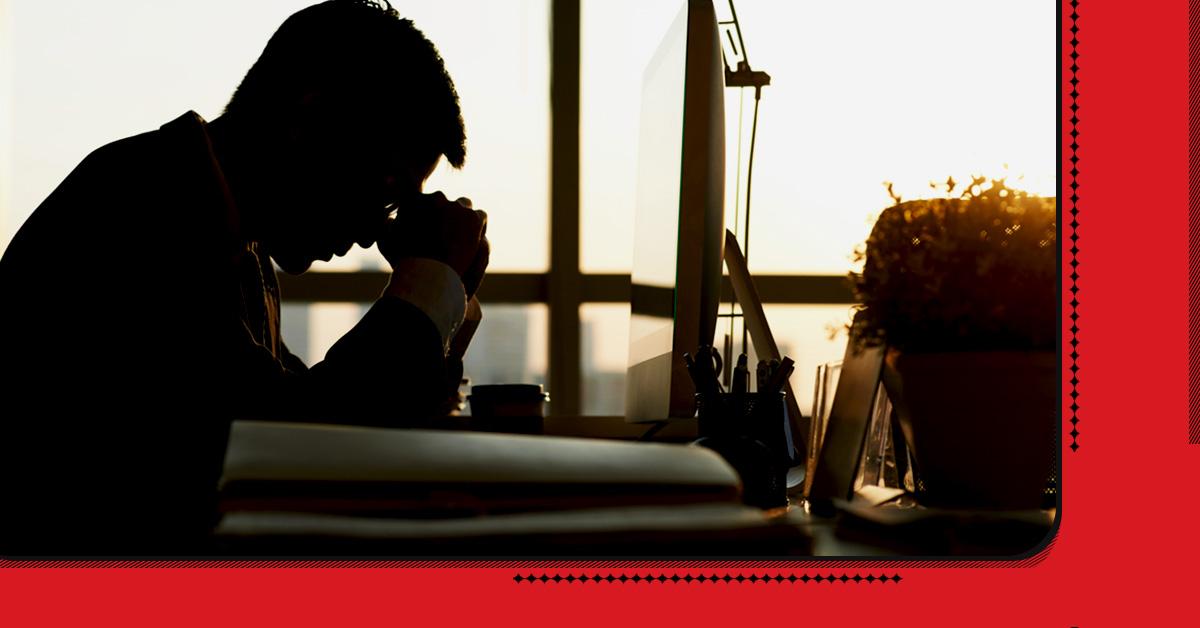 استرس در محیط کار چه تاثیری بر عملکرد شما دارد؟